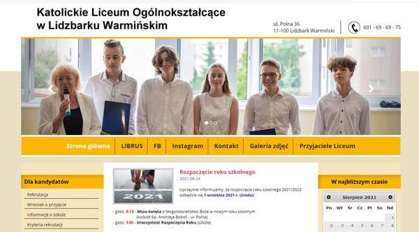 Liceum Lidzbark